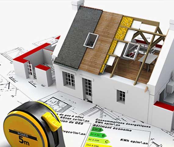 دبلومة التشطيبات المعمارية - بند المباني