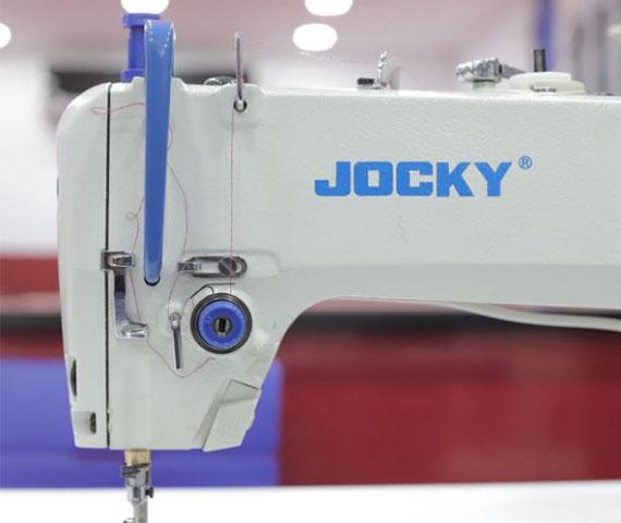 شرح ماكينة الخياطة جوكي JOCKY M2