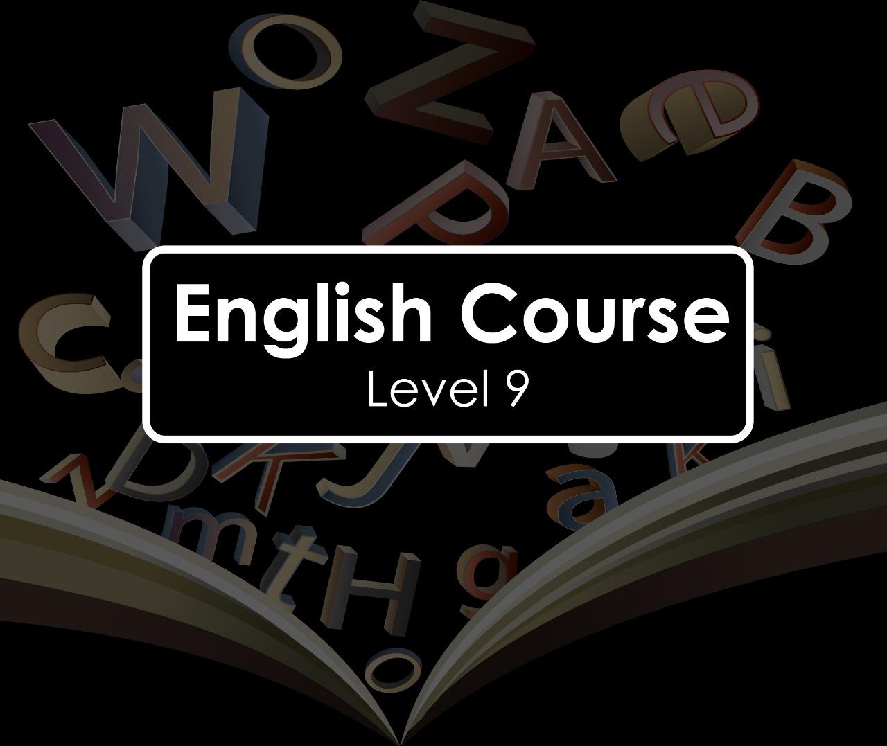 English level 9