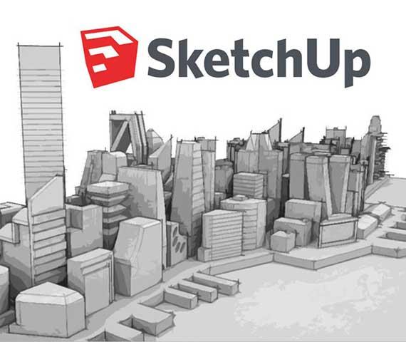 Sketchup - سكتش أب